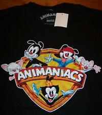 VINTAGE STYLE ANIMANIACS WB  T-Shirt SMALL NEW w/ TAG Pinky and the Brain