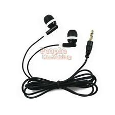 Earbud Earphone For MP3 MP4 PDA PSP Players 3.5mm B P