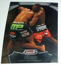 Jon Bones Jones 2012 Topps Finest UFC Card #32 159 152 145 140 135 128 100 94 87