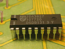 TDA3827 TV Sound Demodulator Circuit With Scart Switches and AF Control 1pcs