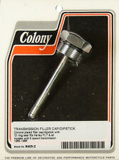 Harley 85-86 5-Speed Custom Fill Plug Colony 8405-2