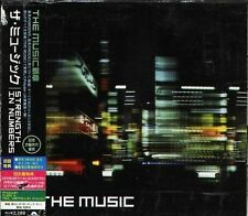 The Music - Strength in Numbers - Japan CD+VIDEO