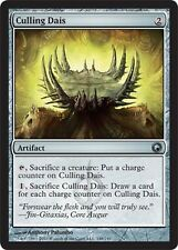 4x Palco Accogliente - Culling Dais MTG MAGIC SoM Scars of Mirrodin Italian