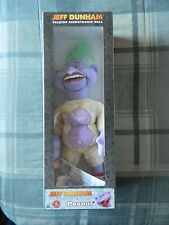 "Jeff Dunham Peanut Talking Animatronic 18"" Doll Brand New In Original Box"