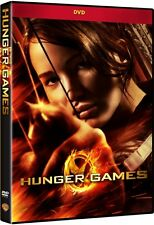 HUNGER GAMES (DVD) con Jennifer Lawrence, Josh Hutcherson, Liam Hemsworth