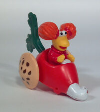 McDonalds Fraggle Rock Red Driving Henson 1988 Radish Car