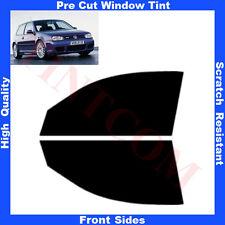 Pellicola Oscurante Vetri Auto Anteriori per VW Golf IV 3 Porte 98-03 da 5% a70%