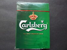 CARLSBERG PLAYING CARDS-NEW