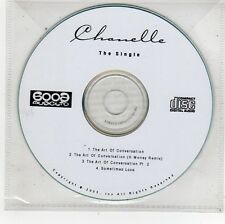 (FU475) Chanelle, The Single - 2003 DJ CD