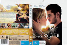 The Lucky One-2011-Zac Efron- Movie-DVD