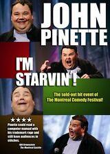 John Pinette: I'm Starvin'! New DVD! Ships Fast!