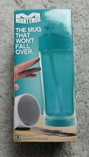 New Mighty Mug  Travel Mug That Won't Fall Over With Straw 20 oz .6L Hot & Cold