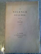 Vercors, le silence de la mer, Haumont 1945