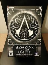 Assassin's Creed UNITY COLLECTOR'S EDITION PC Arno Dorian French Revolution New