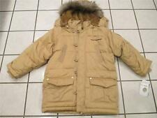 NWT WOMENS GOLD ROCAWEAR WINTER JACKET SIZE LARGE  (#148)