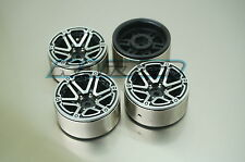 1/10 1.9 Heavyduty Alloy beadlock Truck wheels rims HIGHLIFT CC01 RC4WD SCX10