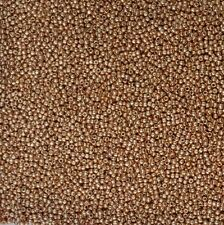 20grams Perm finish Galvanized Rose Gold Toho Size 11 Seed Beads - PF551