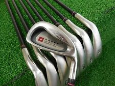 USED JAPAN ONOFF IRONS 3-PW ONOFF MP-5041 REGULAR FLEX GRAPHITE SHAFTS