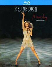 Celine Dion: Live in Las Vegas - A New Day  [2 D (2008, Blu-ray NEUF) BLU-RAY/WS