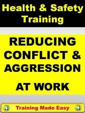 Security - Reducing Conflict & Aggression at Work Health & Safety Training UK