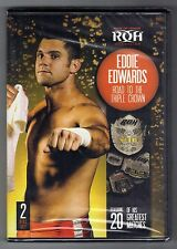 Ring of Honor - Eddie Edwards - Road to the Triple Crown - 2 Disc Set