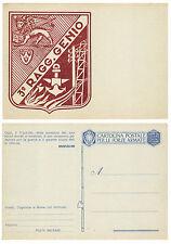 C543) WW2 FRANCHIGIA 3 RAGGRUPPAMENTO GENIO.