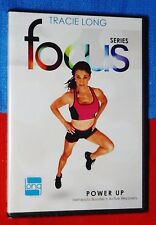 BRAND NEW Tracie Long: Focus Series, Widescreen  Vol. 3 - Power Up (DVD, 2013)