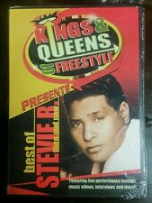 Freestyle Kings & Queens of Stevie B DVD  80s high energy Miami sound sealed