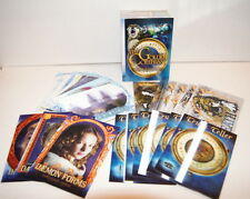THE GOLDEN COMPASS (Inkworks/2007) Complete Base Card Set + ALL 4 CHASE SETS TOO