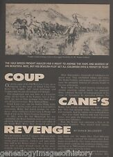 Lloyd Coup Cane Besler Scourge of Colorado+Holcomb,Philip Little Crow,Kitching