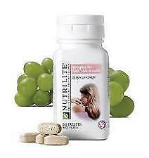 Amway NUTRILITE Biotin Cherry Plus Old Name Hair Skin and Nail 60 tablets Mfd'16