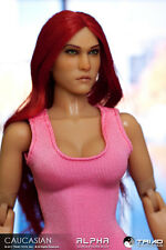 TRIAD TOYS - CAUCASIAN ALPHA FEMALE SIXTH SCALE BODY - *NEW IN PACKAGE*