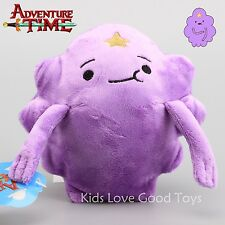 Adventure Time with Finn & Jake Lumpy Space Princess Plush Toy Soft Doll 6'' NWT