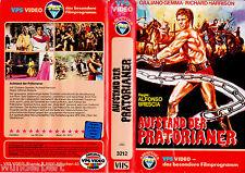 VHS -- Aufstand der PRÄTORIANER -- (1964) - Giuliano Gemma - VPS