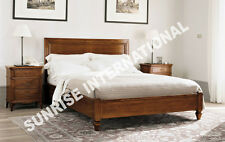 European Style Solid Sheesham Wood King Size Double bed !