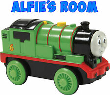 PERCY the tank engine WALL ART custom made with your own name.