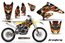 Suzuki RMZ 250 Graphics Kit AMR Racing Bike Decal RMZ250 Sticker Part 04-06 FS B