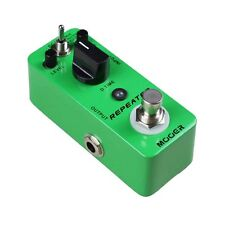 Mooer Audio Repeater 3-Mode Digital Delay Guitar Effect Pedal - Brand New!