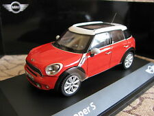1/43 Schuco MINI Cooper S Countryman diecast special edition by BMW