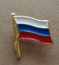 Russian ARMY     RUSSIAN FLAG   BADGE pin   #89 sasa