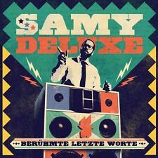 Berühmte Letzte Worte von Samy Deluxe (2016) - neu + OVP