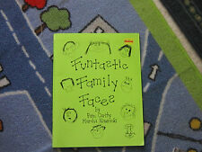 Funtastic Family Faces by pam carity and marsha nawrocki book drawing faces