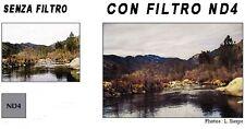 COKIN FILTRO GRIGIO NEUTRO ND4 P153 OBIETTIVO CANON NIKON SIGMA TAMRON 70-300MM