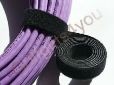 20mm CABLE TIE VELCRO STRAP 1m INCREMENTS **GENUINE VELCRO**