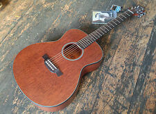 Crafter Small Body Travel Lite Cast A MH/BR Acoustic Guitar With Free Case