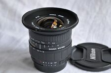 Pour NIKON AF sigma 18-35mm f/3, 5-4,5 d