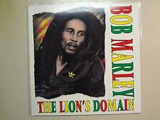 BOB MARLEY: Lion's Domain-U.S. LP BMW- 101.9 PCV, Live London 78 w/6 Tracks