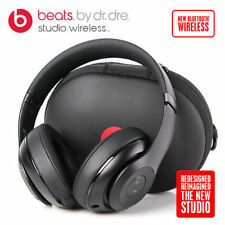 Beats by Dr. Dre Studio 2.0 Wireless Over-Ear Headphones - Matte black