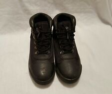 Timberland Boots Men's Black Field Boots 13061 Size 9M