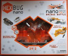 HEXBUG NANO BRIDGE BATTLE HABITAT SET ORIGINAL VERSION BRAND NEW! AGE 3+ HEX BUG